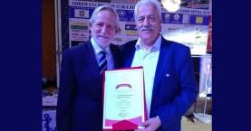 Επίτιμο μέλος των Special Olympics Hellas ο Χαράλαμπος Κουκιανάκης