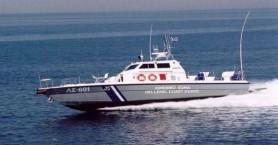 Μεταφορά τραυματία ναυτικού στους Καλούς Λιμένες