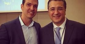 Εξελέγη στην Ένωση Περιφερειών Ελλάδος ο Αλέξανδρος Μαρκογιαννάκης
