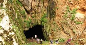 Ο Ορειβατικός σύλλογος Αγίου Νικολάου στο δάσος του Κρούστα