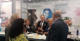 Επιτυχημένη η παρουσία της Κρήτης στην 35η Διεθνή Τουριστική Έκθεση Τουρισμού PHILOXENIA