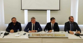 Ευρεία σύσκεψη Υπ. Τουρισμού και Γ.Γ. ΕΟΤ με φορείς στα Χανιά (φωτο – βίντεο)