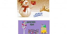 Το Ολοήμερο Δημοτικό Σχολείο Παζινού γιορτάζει τα Χριστούγεννα και την Πρωτοχρονιά
