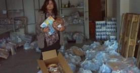 Διανεμήθηκαν τρόφιμα και κρέας από το Κοινωνικό Παντοπωλείο του Δήμου Πλατανιά