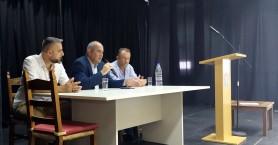 Στην Κίσσαμο αύριο ο Υφυπουργός Παιδείας, Βασίλης Διγαλάκης