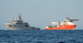 Γαλλικό «μπλόκο» νότια της Κρήτης απέναντι στις τουρκικές προκλήσεις