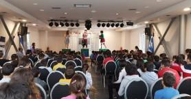 Συνεχίζονται οι παραστάσεις του ΔΗΠΕΘΕΚ με το έργο «Ιστορίες στο τάκα-τάκα»
