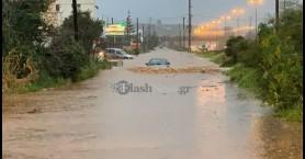 Αυτές οι περιοχές οριοθετήθηκαν ως πλημμυροπαθείς στον δήμο Χανίων