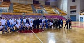 Φιλανθρωπικός αγώνας μπάσκετ Αστυνομίας, Λιμενικού και βετεράνων Ηρακλείου