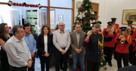 Πρωτοχρονιάτικα κάλαντα στη Περιφέρεια Κρήτης με ευχές για το νέο έτος 2020