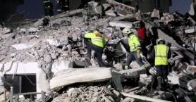 Οι πρώτες συλλήψεις για την κατάρρευση κτιρίων από τον φονικό σεισμό στην Αλβανία