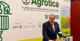 Βορίδης από την 28η Agrotica: Καλλιεργούμε το αύριο, σήμερα