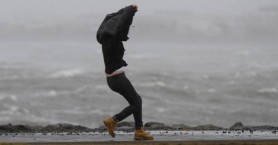 Θυελλώδεις νότιοι άνεμοι στην Κρήτη - Σε ποιες περιοχές οι μέγιστες ριπές