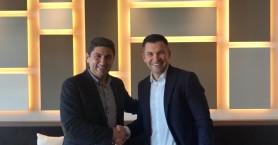 Συνάντηση Λευτέρη Αυγενάκη με τον Ρουμάνο  Υπουργό Αθλητισμού και Νεότητας