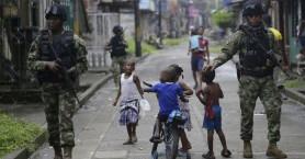 Η τραγωδία των παιδιών που στρατολογούνται από ένοπλες οργανώσεις στην Κολομβία