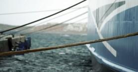 «Δεμένα» τα πλοία από και προς την Κρήτη