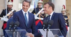 Αυστηρό μήνυμα Γαλλίας σε Αγκυρα: Ουδεμία απειλή κατά Ελλάδας και Κύπρου θα γίνει ανεκτή