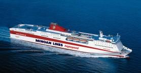 Μινωικές Γραμμές: Νέο πρόγραμμα δρομολογίων από και προς την Κρήτη