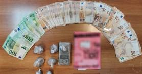 Μεγάλη ποσότητα ηρωίνης στο σπίτι 32χρονου στο Ηράκλειο (φωτο)