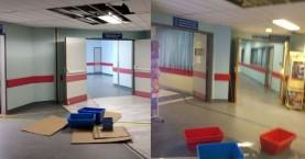 Κουίζ: Ποια είναι η διαφορά των δύο φωτο από το Νοσοκομείο Χανίων;