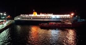 Δε φεύγουν τα πλοία από την Κρήτη - Παραμένει σε ισχύ το απαγορευτικό