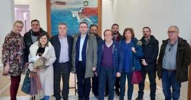 Συνάντηση Περιφερειάρχη με το Τμήμα Ανατολικής Κρήτης του Τεχνικού Επιμελητηρίου