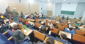 Με μεγάλη συμμετοχή οι εξετάσεις μαθητών για την Ελληνική Μαθηματική Εταιρεία (φωτο)