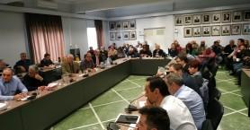 Συνεχίζεται με τα ...56 υπόλοιπα θέματα το Δημοτικό Συμβούλιο Χανίων