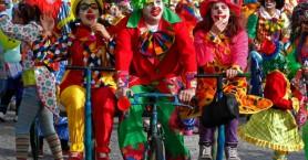 Αυλαία τριημέρου στην Κίσσαμο με καρναβαλική ποδηλατοπαρέλαση!