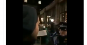 Βίντεο: Έτσι την «πατάς» όταν το παίζεις μάγκας... αλά ελληνικά στη Βρετανία