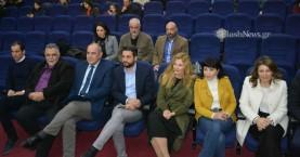 Β. Διγαλάκης από Χανιά: Ανοίγουμε το θέμα της κινητικότητας στα Πανεπιστήμια (φωτο – vid)