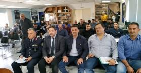 Γ.Σ. της Ένωσης Αστυνομικών Υπαλλήλων Χανίων εν μέσω
