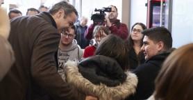 Τα ζητήματα που έθεσε στον Πρωθυπουργό ο Δήμαρχος Σφακίων Μανούσος Χιωτάκης