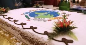 Ο Φιλοζωικός Σύλλογος Χανίων έκοψε τη….vegan πίτα του (φωτο)