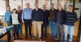 Επίσκεψη στο ΜΑΙΧ του Γεν. Γραμματέα του ΕΟΤ Δημήτρη Φραγκάκη