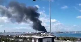 Ο στρατός του Χαφτάρ υποστηρίζει ότι βομβάρδισε τουρκικό πλοίο που κουβαλούσε όπλα