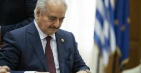 «Οι δυνάμεις του Χάφταρ εμποδίζουν πτήσεις ανθρωπιστικής βοήθειας του ΟΗΕ στη Λιβύη»