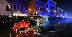 Σοκ! Ο κορονοϊός έβαλε τέλος στο φετινό καρναβάλι της Βενετίας