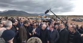 Κυρ. Μητσοτάκης: Το αεροδρόμιο στο Καστέλι θα είναι το καλύτερο στη χώρα (φωτο - βίντεο)