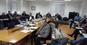Ευρεία σύσκεψη εργασίας για την υγεία στην Κρήτη