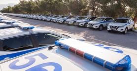 Με νέα αστυνομικά βαν και λεωφορεία εξοπλίζεται η ΕΛΑΣ στην Κρήτη (φωτο)