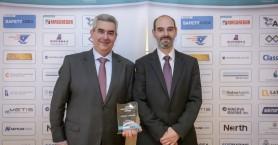 Βραβείο για την ICT λύση δορυφορικών ευρυζωνικών επικοινωνιών s@tGate στην Otesat-Maritel