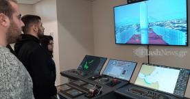 Οι πιο σύγχρονοι προσομειωτές πλοίων στην Ελλάδα βρίσκονται στα Χανιά (φωτο - βίντεο)