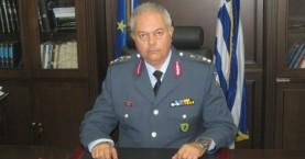 Παραμένει στην ηγεσία της ΕΛ.ΑΣ. Κρήτης ο Αντώνης Ρουτζάκης