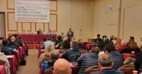 Ο Μανώλης Συντυχάκης στο συνέδριο της ΟΣΥΠΑ