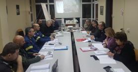 Σύσκεψη για την αντιπυρική προστασία του Εθνικού Δρυμού Σαμαριάς