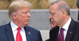 Τηλεφωνική επικοινωνία Ερντογάν-Τραμπ