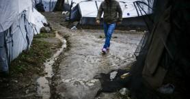 Νεκρό 6χρονο παιδί στη Μόρια μετά από φωτιά