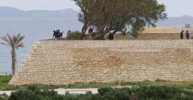 Στο Ηράκλειο κάποιοι κόβουν βόλτες αγνοώντας τον κορωνοϊό (φωτο)