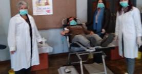 Συνεχίζεται η αιμοδοσία του Γ.Ν.Ν. Ηρακλείου «Βενιζέλειο» στον Θεατρικό Σταθμό